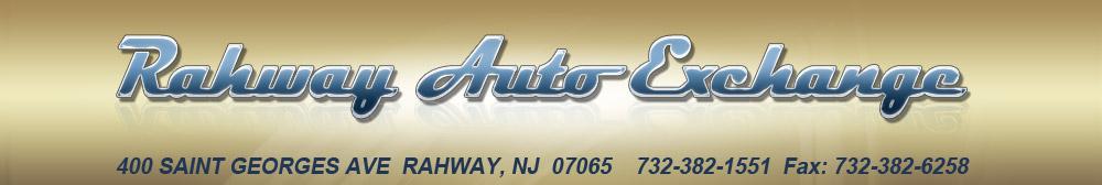 RAHWAY AUTO EXCHANGE - Rahway, NJ