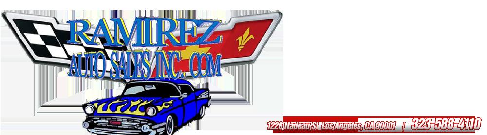 Ramirez Auto Sales - Los Angeles, CA