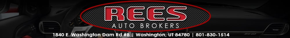 REES AUTO BROKERS - Washington, UT