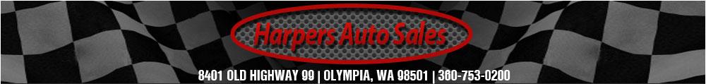 Harpers Auto Sales - Olympia, WA