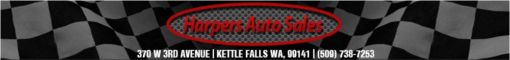 Harpers Auto Sales - Kettle Falls, WA