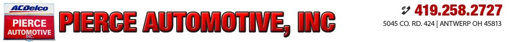 Pierce Automotive, Inc. - Antwerp, OH