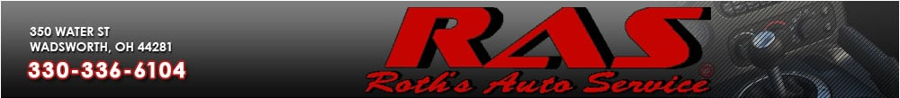 ROTH'S AUTO SVC - Wadsworth, OH