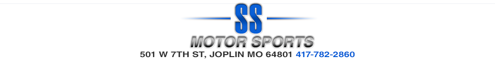 S S MOTOR SPORTS - Joplin, MO