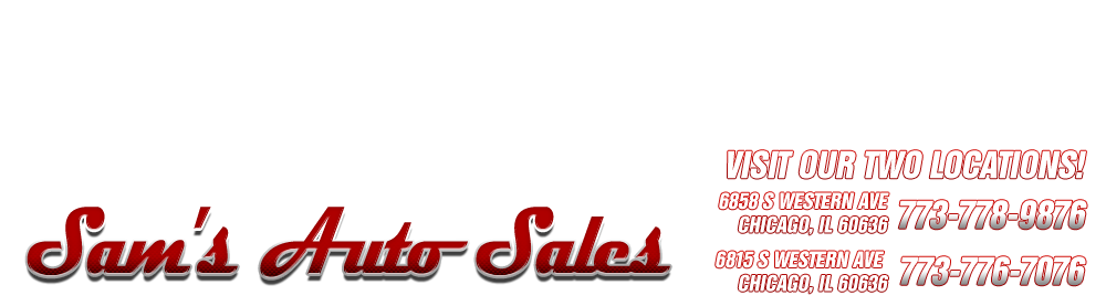 Sams Auto Sales >> Sam S Auto Sales Used Cars Chicago Il Dealer