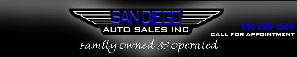 SAN DIEGO AUTO SALES INC - San Diego, CA