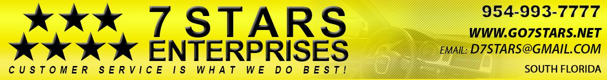 SEVEN STARS ENTERPRISES - POMPANO BEACH, FL