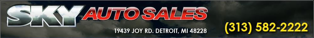 SKY AUTO SALES - Detroit, MI