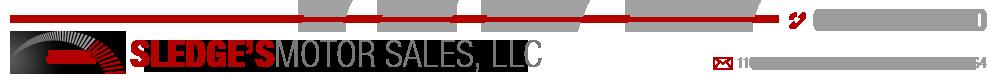 Sledge's Motor Sales LLC - Mount Vernon, IL
