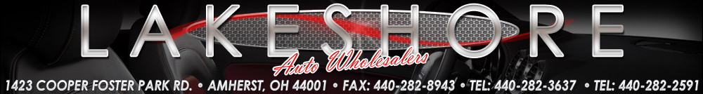 Lakeshore Auto Wholesalers - Amherst, OH