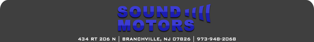 SOUND MOTORS INC - Branchville, NJ