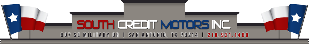 SOUTH CREDIT MOTORS INC - San Antonio, TX