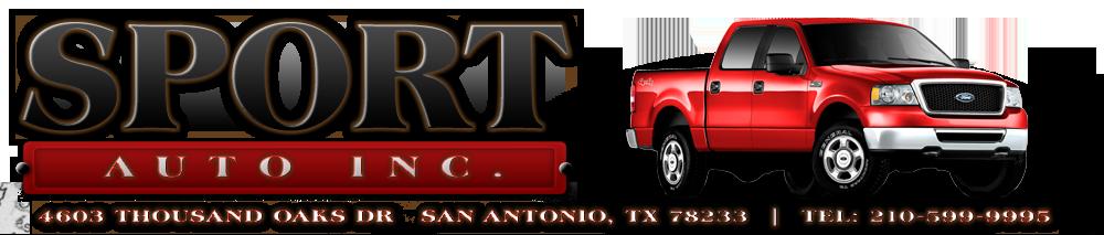 Sport Auto Inc - San Antonio, TX