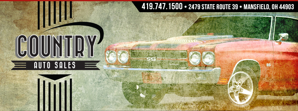 Country Auto Sales - Mansfield, OH