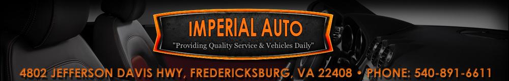 Imperial Auto - Fredericksburg, VA