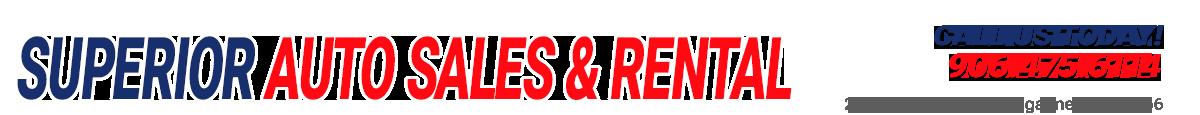 Superior Auto Sales & Rental - Negaunee, MI