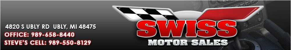 SWISS MOTOR SALES - Ubly, MI