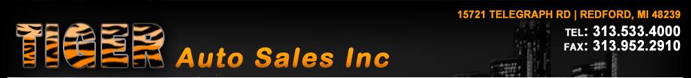 TIGER AUTO SALES INC - Redford, MI