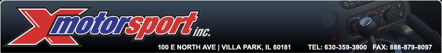 XMotorsportInc.com - Villa Park, IL