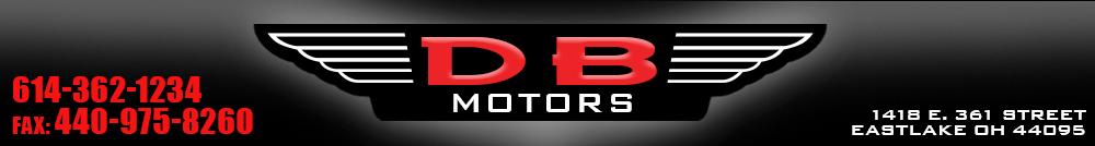 D B MOTORS - Eastlake, OH