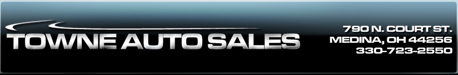 Towne Auto Sales - Medina, OH