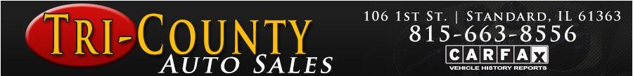 TRI-COUNTY AUTO SALES - Standard, IL