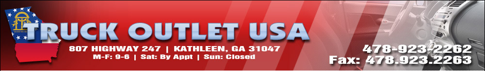 TRUCK OUTLET USA - Kathleen, GA