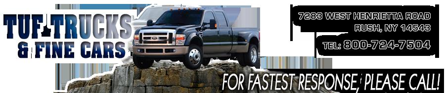 TUF TRUCKS & FINE CARS - Rochester, NY