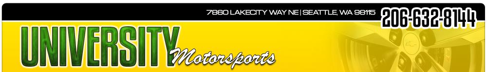 UNIVERSITY MOTORSPORTS - Seattle, WA