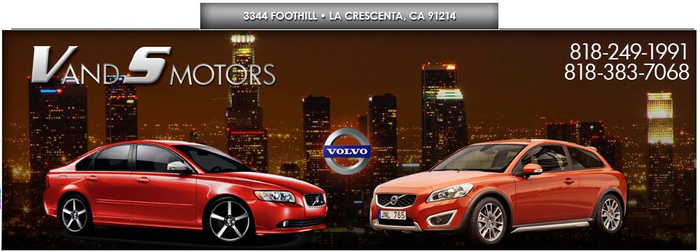 V & S MOTORS - La Crescenta, CA