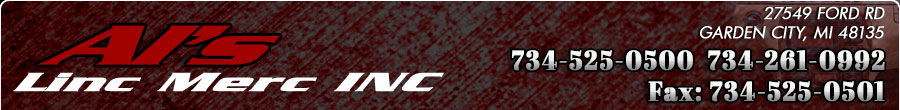 Al's Linc Merc Inc. - Garden City, MI