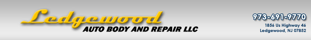 Ledgewood Auto Body and Repair LLC - Ledgewood, NJ