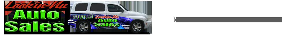 Lookin-Nu Auto Sales - Waterford, MI