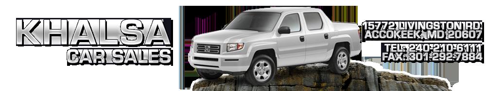 Khalsa Auto Sales - Accokeek, MD