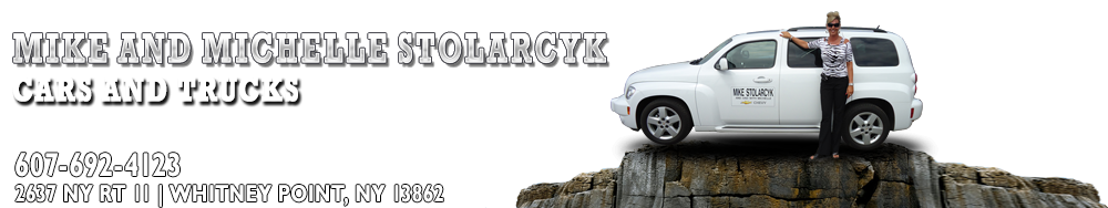 Stolarcyk Pre-Owned - Whitney Point, NY