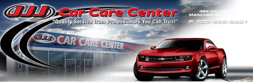 JJJ Car Care Center - Manchester, NH