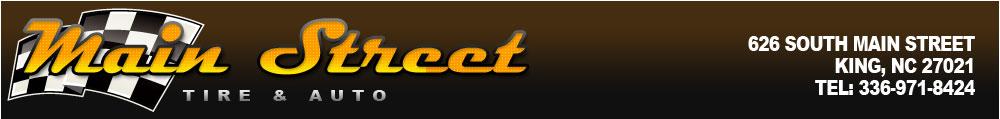 Main Street Auto LLC - KIng, NC