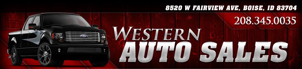 Western Auto Sales - Boise, ID