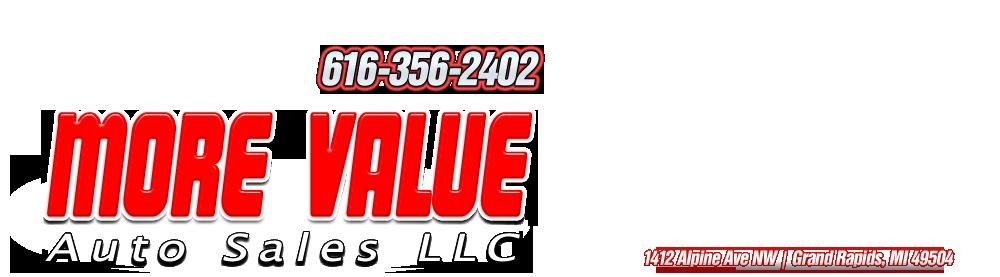 More Value Auto Sales LLC - Grand Rapids, MI