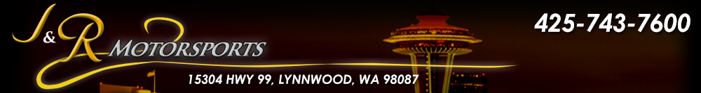 J & R Motorsports - Lynnwood, WA