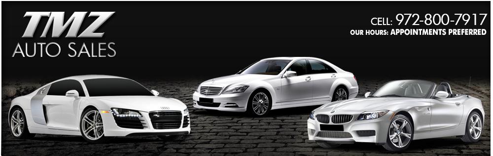 Tmz Auto Sales Used Cars Dallas Tx Dealer
