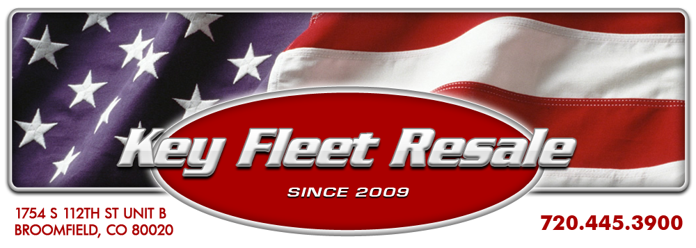 Key Fleet Resale - Broomfield, CO