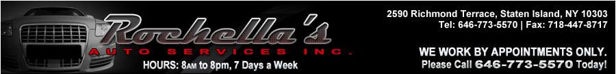 Rochella's Auto Services Inc. - Staten Island, NY