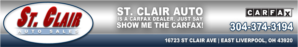St Clair Auto Sales - East Liverpool, OH