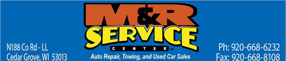 M & R Service Center INC. - Cedar Grove, WI