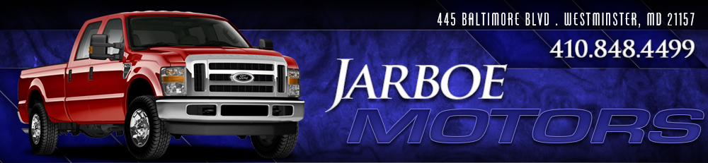 Jarboe Motors - Westminster, MD