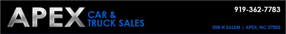 Apex Car & Truck Sales - Apex, NC