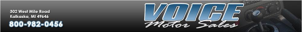 Voice Motor Sales - Kalkaska, MI