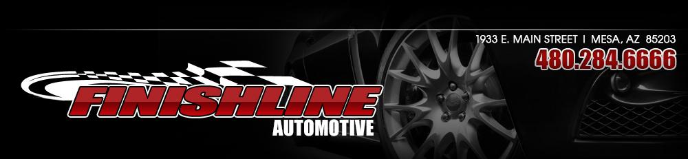 Finishline Automotive - Mesa, AZ