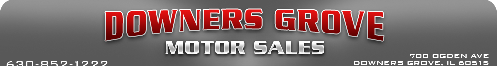 Downers Grove Motor Sales - Downers Grove, IL
